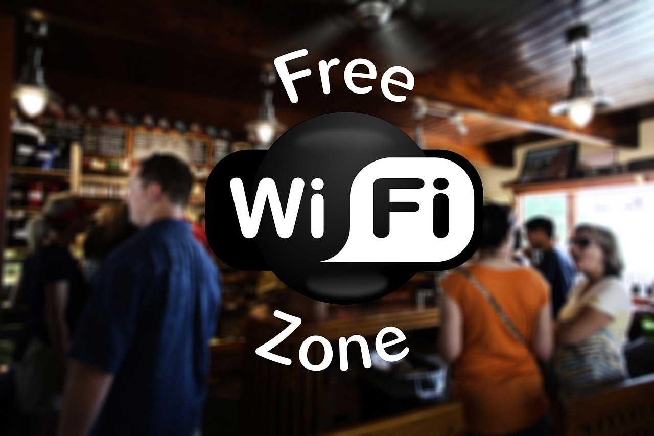 gunakan jaringan wifi