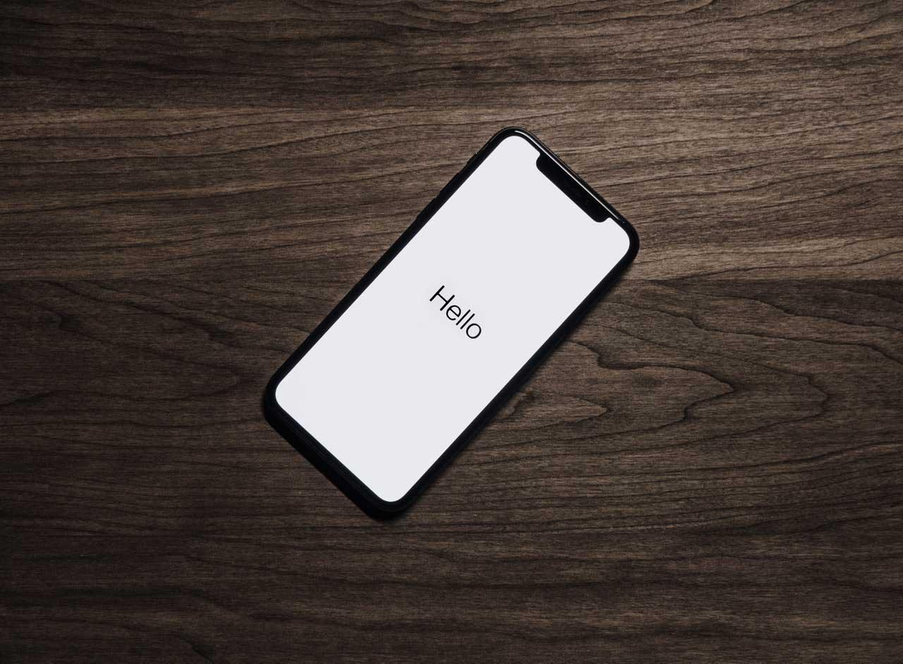 Restart ponsel