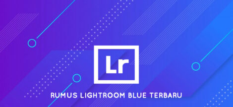 rumus lightroom blue