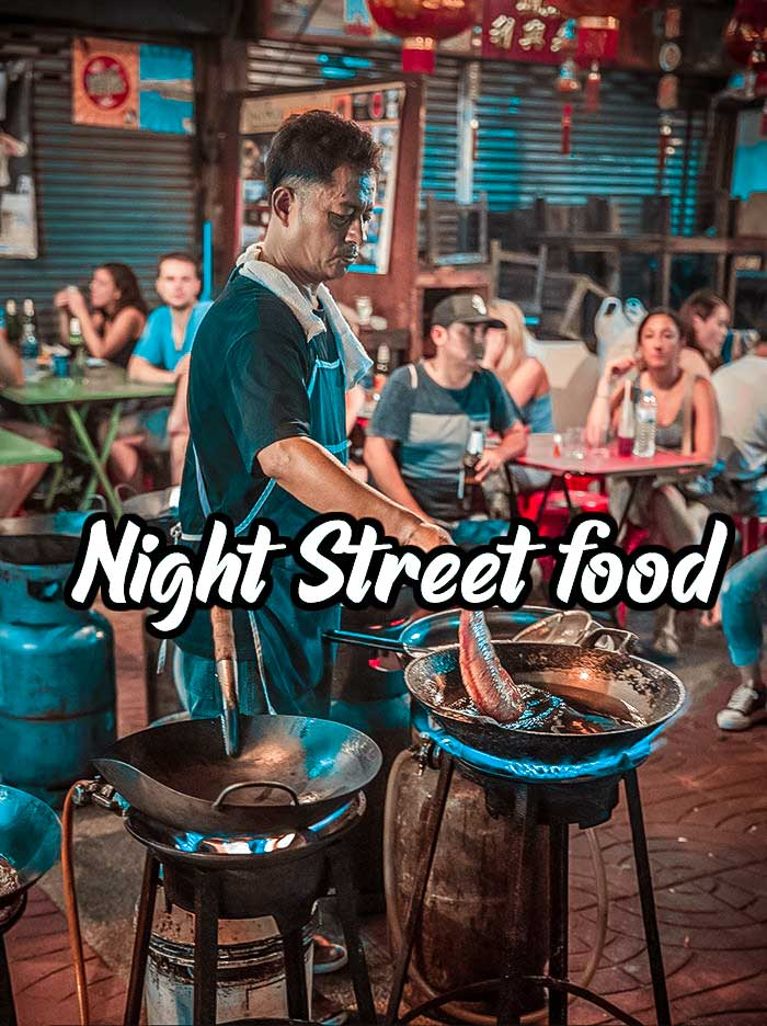 Night Food Street